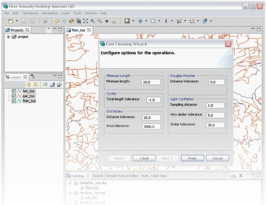 uDig x64 full screenshot